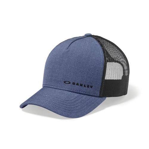 Oakley Casual Lifestyle Cap (Chalten Blue Indigo) Size OSFA
