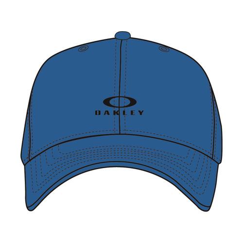Oakley Casual SP20 Adult Cap (Dad Ellipse Uniform Blue) Size OSFA