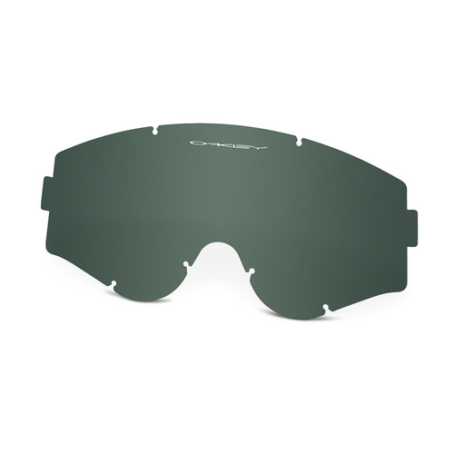 Oakley Replacement Lens L Frame MX (Dark Grey)