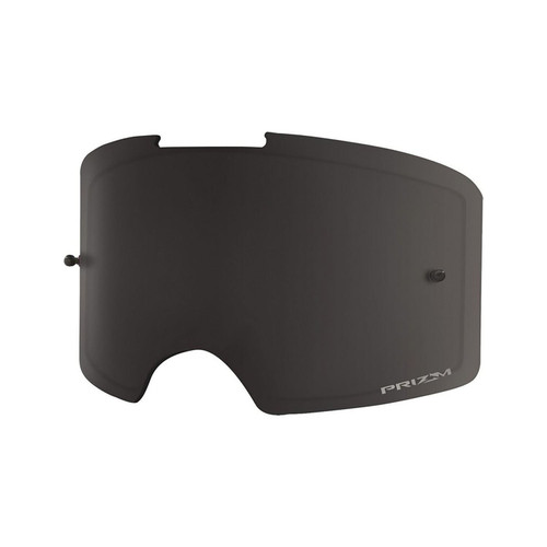 Oakley Replacement Lens Front Line MX (Dark Grey)