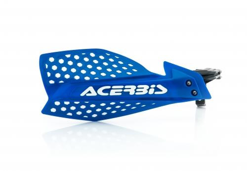 Acerbis X-Ultimate Handguards Blue/White