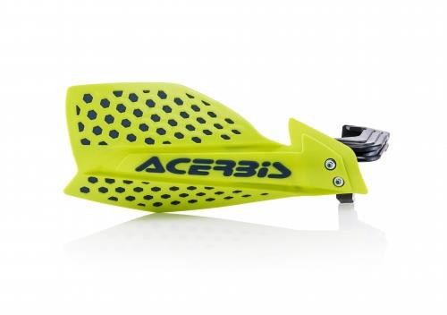 Acerbis Handguards X-Ultimate Yellow/Blue