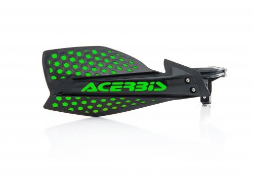 X-ULTIMATE HANDGUARD BLACK/GREEN