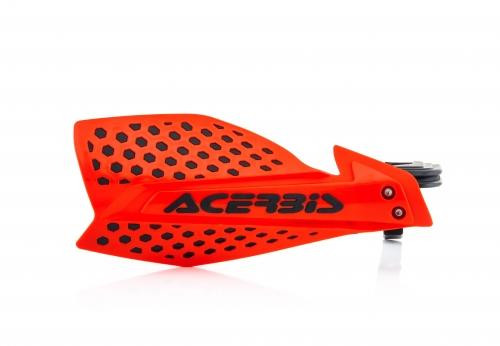 X-ULTIMATE HANDGUARD RED/BLACK