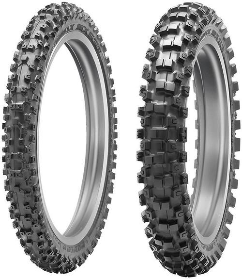 Dunlop 110/90-19 62M TT GEOMAX MX53