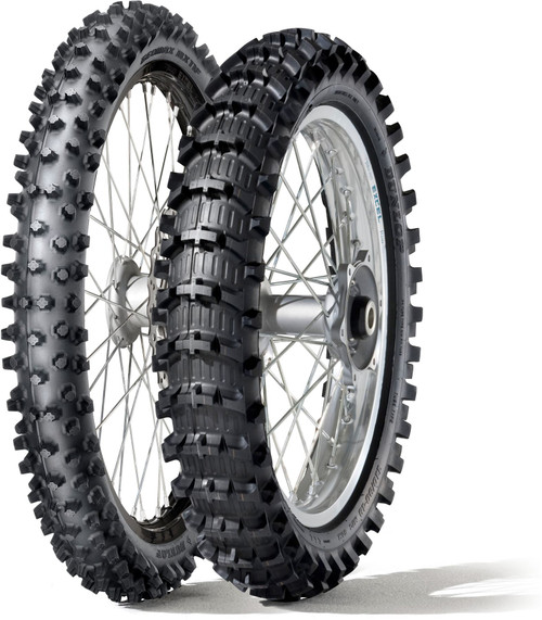 Dunlop Geomax Front Tyre 80/100-21 51M MX12F (Sand)