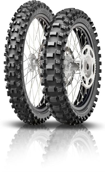 Dunlop 100/90-19 57M TT GEOMAX MX33 Rear