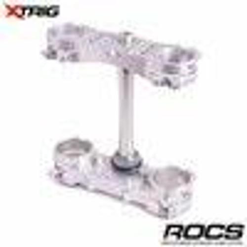 Xtrig ROCS Tech (Silver) Suzuki RMZ250 16-18 RMZ450 13-17 (OS 21.5mm)