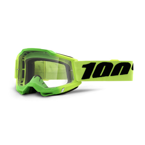 100 Percent ACCURI 2 Goggle Travis - Clear Lens SP21 Adult