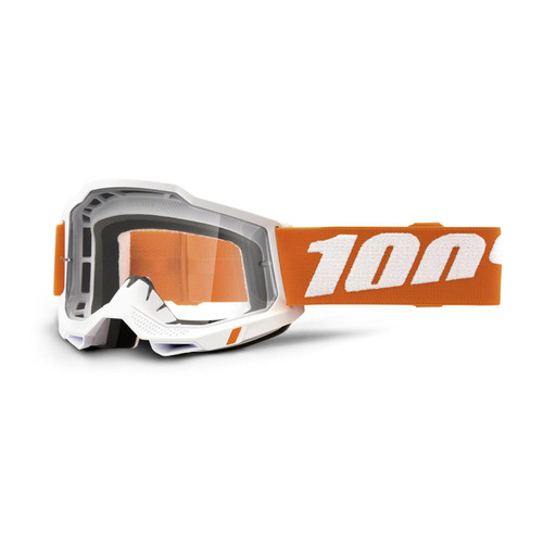 100 Percent ACCURI 2 Goggle Sevastopol - Clear Lens SP21 Adult