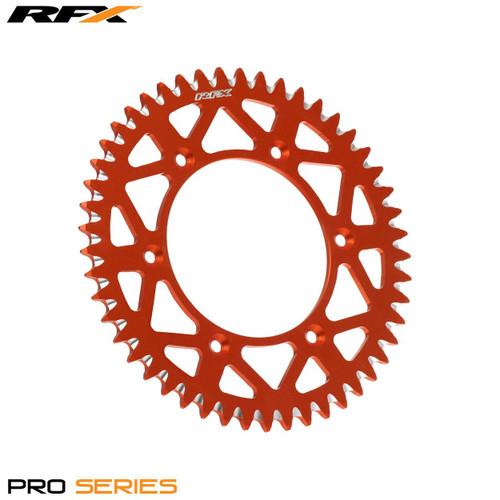 RFX Pro Series Elite Rear Sprocket KTM LC50 SX50 97-13 (Orange 40T)
