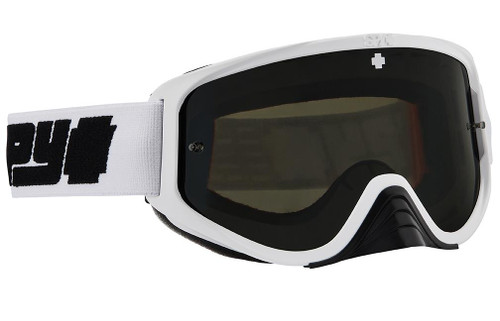 Spy Optic Woot Race Reverb Contrast HD Smoke with Black Spectra Mirror HD Clear