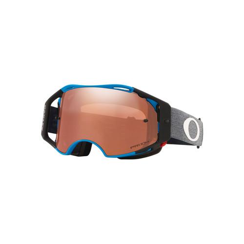 Oakley Airbrake MTB Greg Minnaar SS Goggle (Distress Blue) Prizm Black Iridium Lens