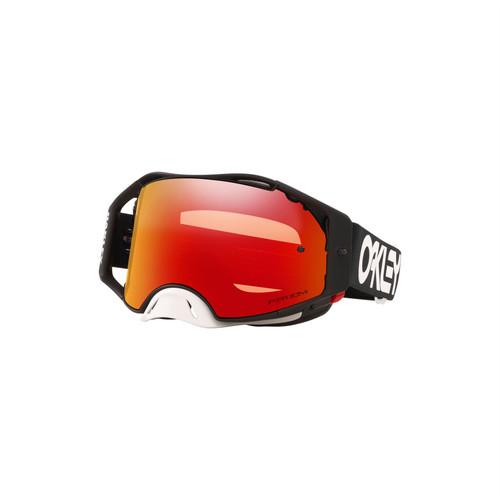 Oakley Airbrake MX Goggle (Factory Pilot Black) Prizm MX Torch Lens