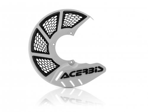ACERBIS X-BRAKE DISC COVER VENTED WHITE