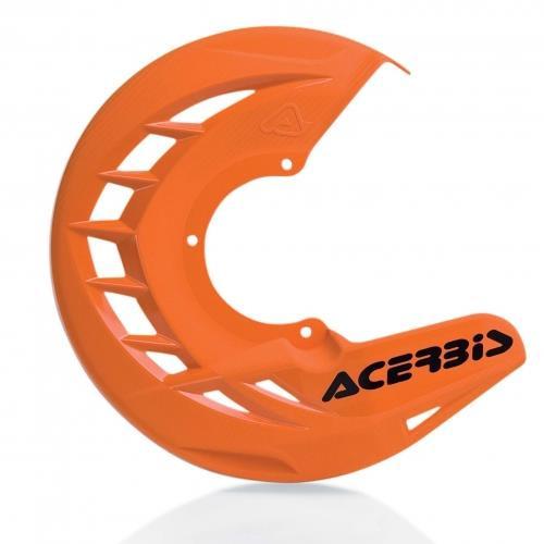 Acerbis X-Brake Disc Cover Orange