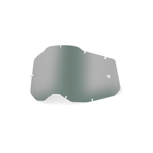 100 Percent RC2/AC2/ST2 Replacement Lens - Smoke FA20 Adult
