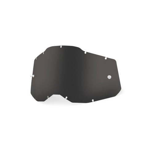 100 Percent RC2/AC2/ST2 Replacement Lens - Dark Smoke FA20 Adult