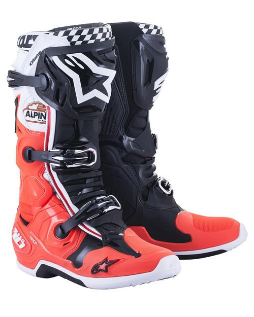 Alpinestars Tech 10 Angel 21 LE Motocross Boots