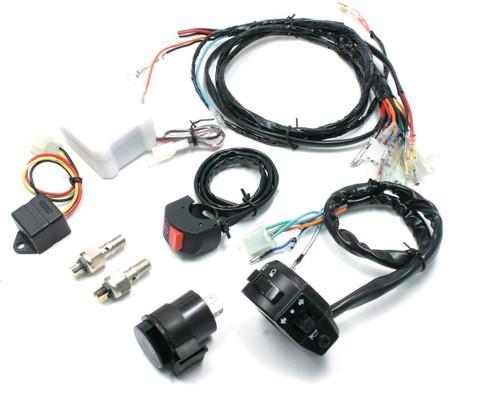 DRC EZ Electric Wire Kit