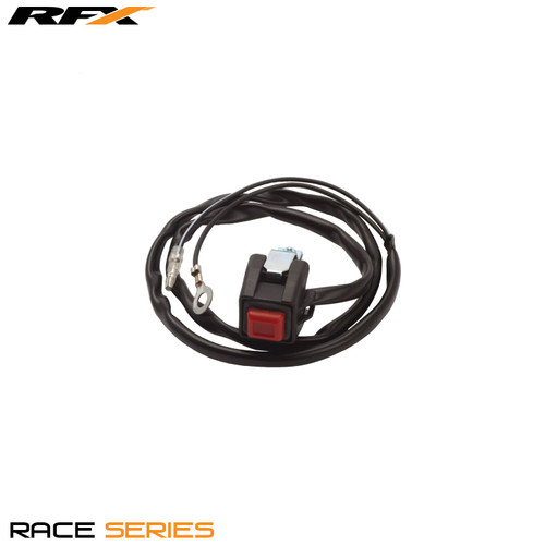 RFX Race Series Kill Button OEM Replica Suzuki RM80/85 89-15 RM125/250 89-05 RMZ250/450 04-06.