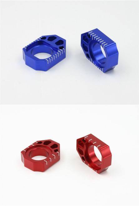 Zeta Axle Blocks