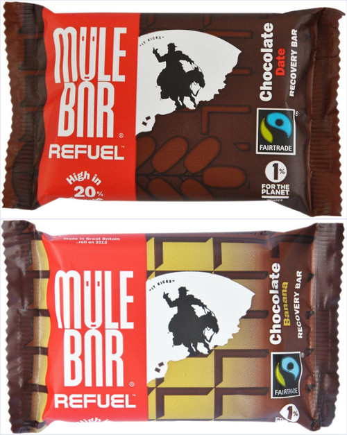 Mulebar ReFuel Protein Bar