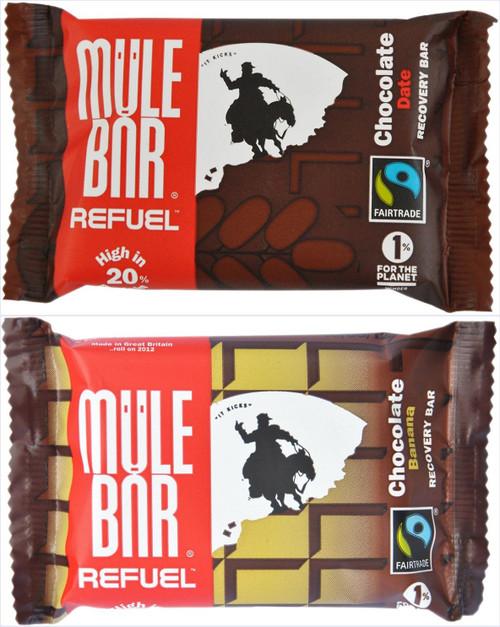 Mulebar ReFuel Protein Bar