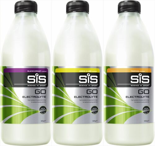 SIS Go Electrolyte Drink Powder 500g