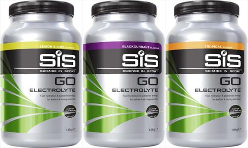 SIS Go Electrolyte Drink Powder 1.6Kg
