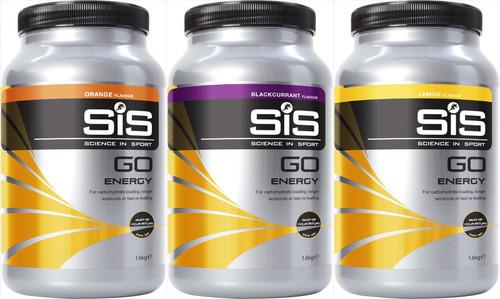 SIS Go Energy Drink Powder 1.6Kg
