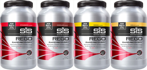 SIS REGO Rapid Recover Drink Powder With Soy 1.6Kg