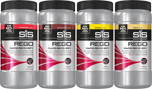 SIS REGO Rapid Recovery Drink Powder With Soy 500g