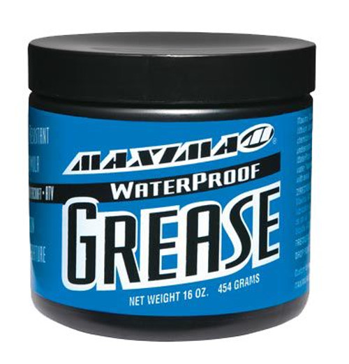 Maxima Grease Multi-Purpose High Temp Waterproof Lithium Based
