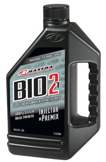 Maxima 2T Bio 2T 100% Ester Synthetic (SAE 20w) 1 Litre