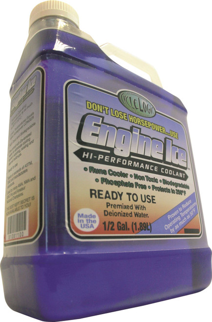 Engine Ice Hi-Performance Engine Coolant 1/2 Gallon