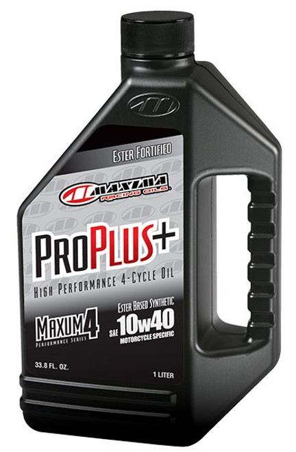 Maxima 4T Pro Plus+ 100% Ester Synthetic Engine Oil