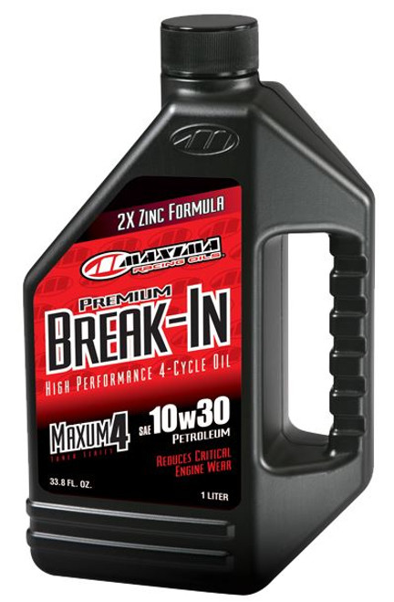Maxima 4T Break In (SAE 10w30) 1 Litre