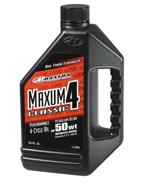 Maxima 4T Maxum 4 Classic (SAE 50w) 1 Litre