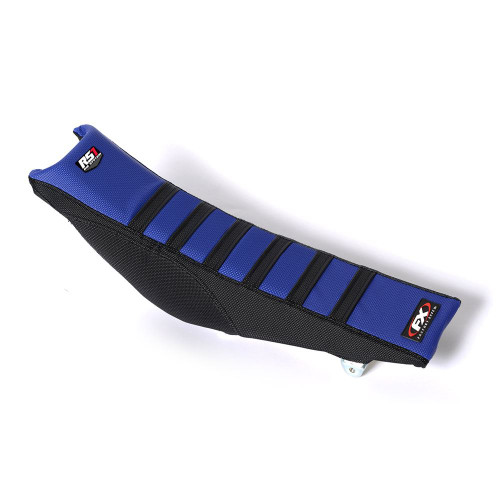 Factory Effex RS1 Seat Cover Yamaha Black/Blue