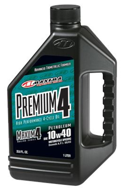 Maxima 4T Premium 4 Petroleum Base Engine Oil