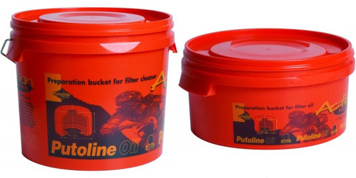 Putoline Action Cleaner Bucket