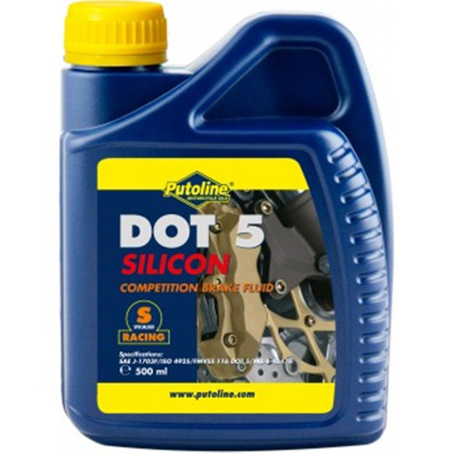 Putoline DOT 5 SILICON 500 ml