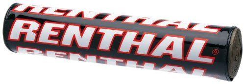 "Renthal Mini SX Bar Pad 7.5"" Black/Red"