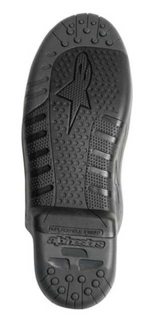 Alpinestars Tech 7 Boot Soles  Black (Pair)