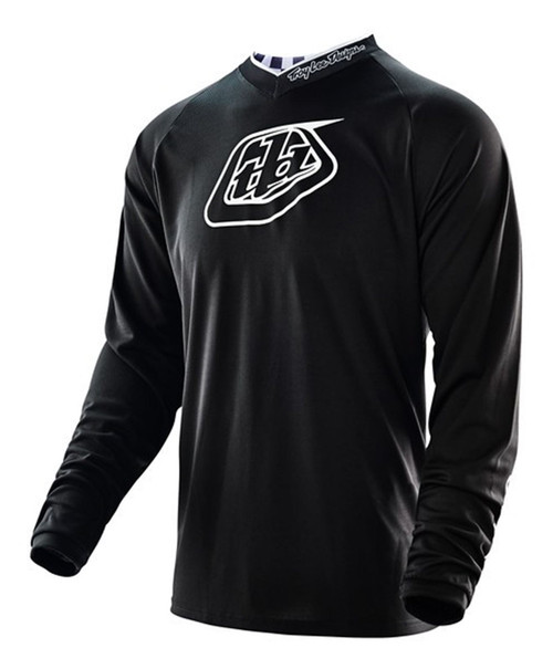 2016 Troy Lee Designs Youth GP Jersey Midnight Black