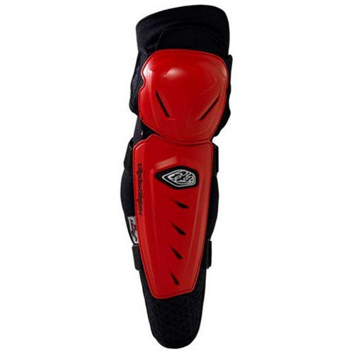 Troy Lee Designs Lopes Adult Knee Guards Black/Red