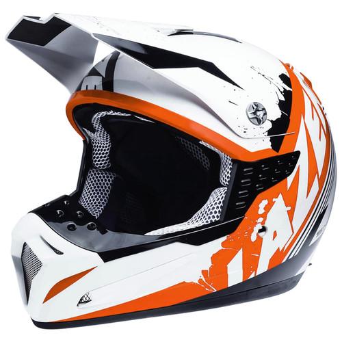 Lazer X8 Whip Helmet Orange