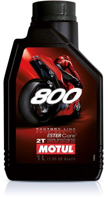 Motul Factory Line 800 2T Off-road oil 1 litre