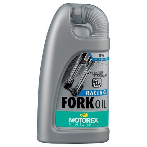 MOTOREX RACING FORK OIL 5W LIT